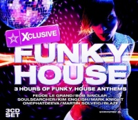 Xclusive Funky House (3CD)