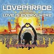Loveparade Die Compilation 2007 2CD